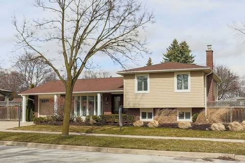 House for sale at 1415 Colonsay Dr Burlington Ontario - MLS: W4730150