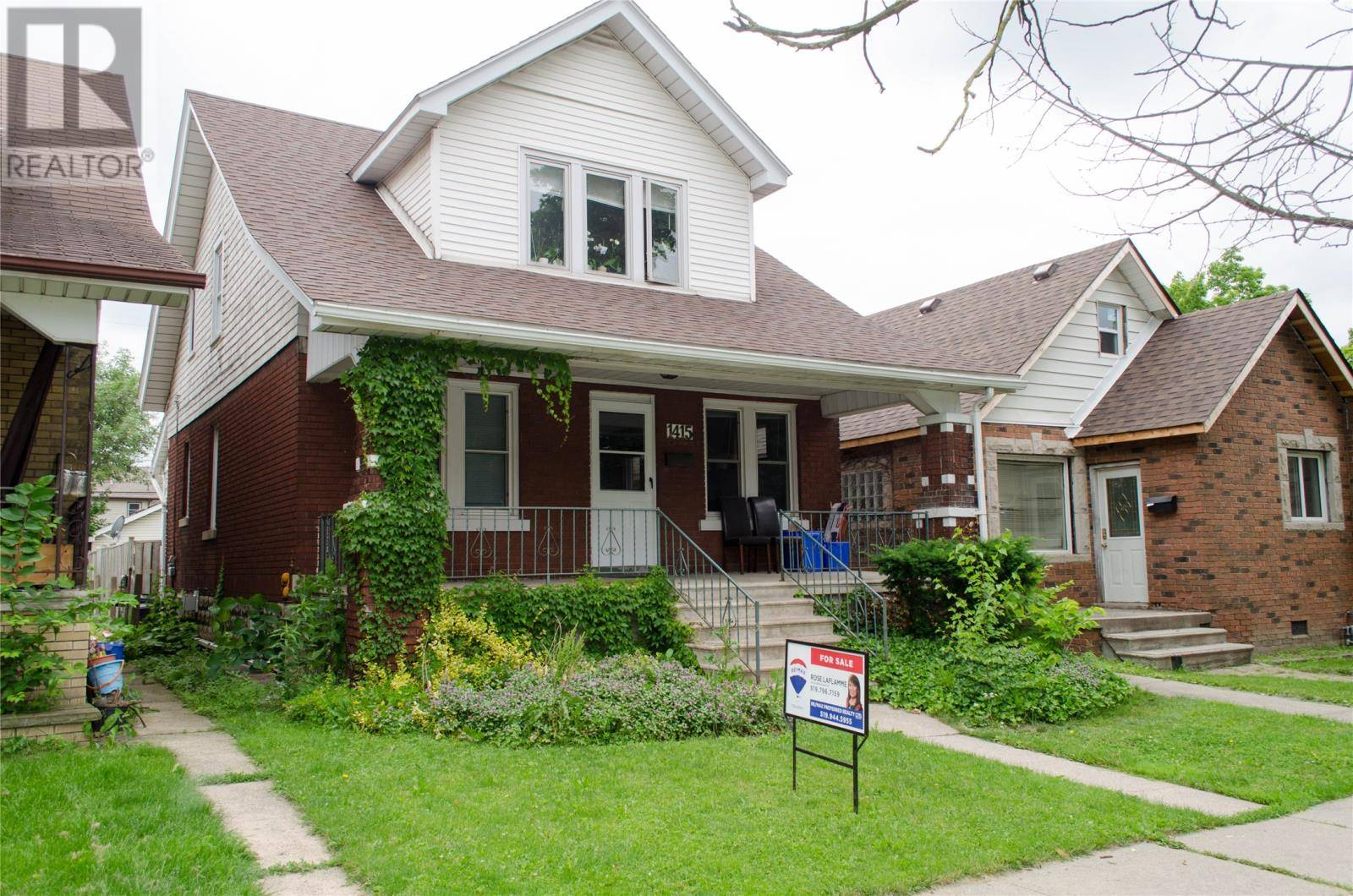 Townhouse for sale at 1415 Langlois  Windsor Ontario - MLS: 19020684