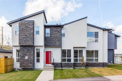 House for sale at 1415 Montgomery Rd Northwest Calgary Alberta - MLS: C4244974