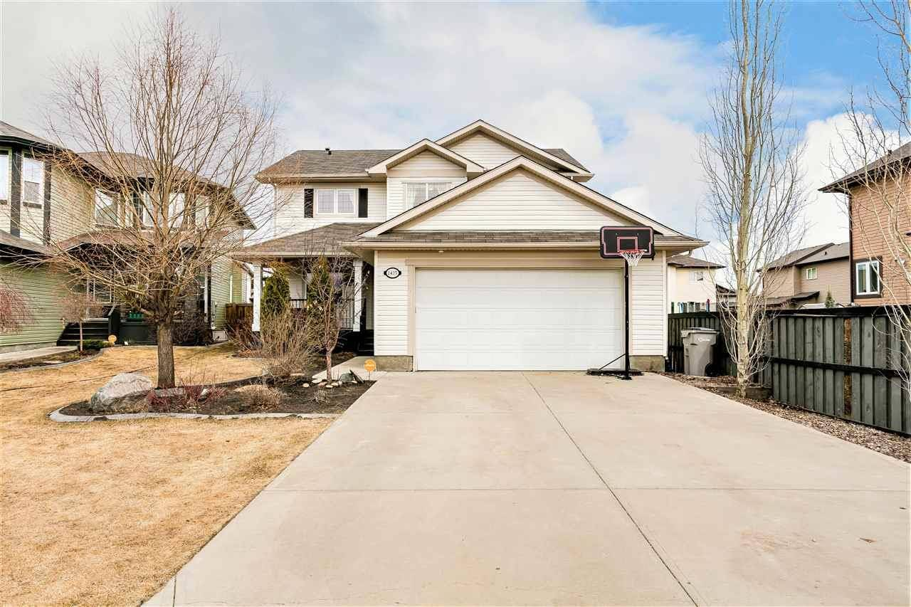 House for sale at 1415 Westerra By Stony Plain Alberta - MLS: E4194787