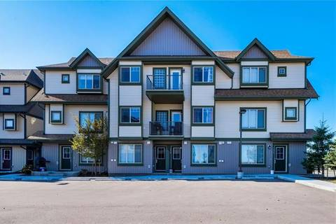 Townhouse for sale at 121 Copperpond Common Southeast Unit 1416 Calgary Alberta - MLS: C4271930