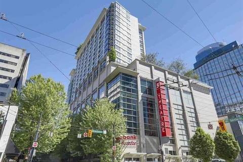 Condo for sale at 938 Smithe St Unit 1416 Vancouver British Columbia - MLS: R2431955