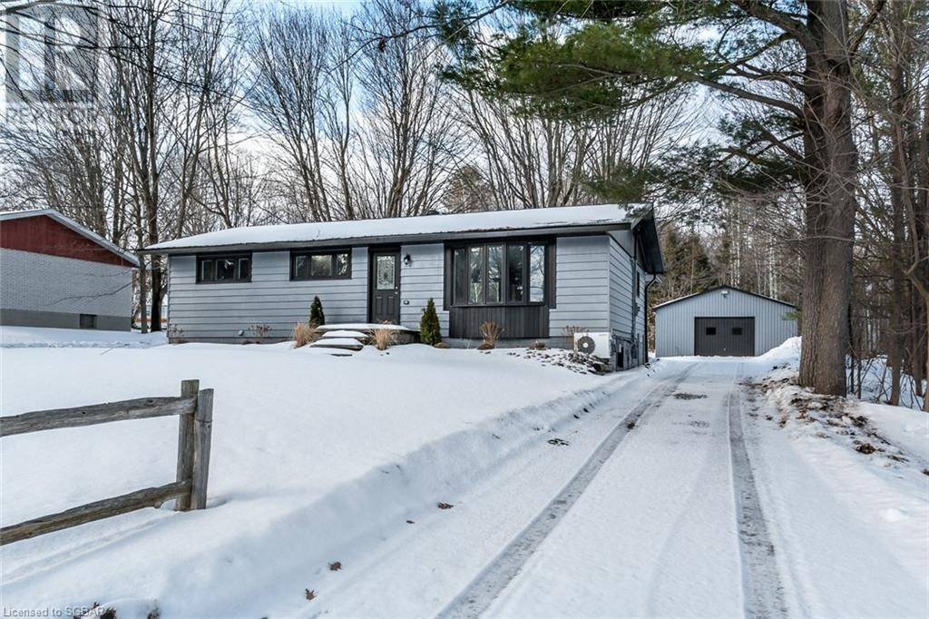 House for sale at 1416 Golf Link Rd Midland Ontario - MLS: 242758