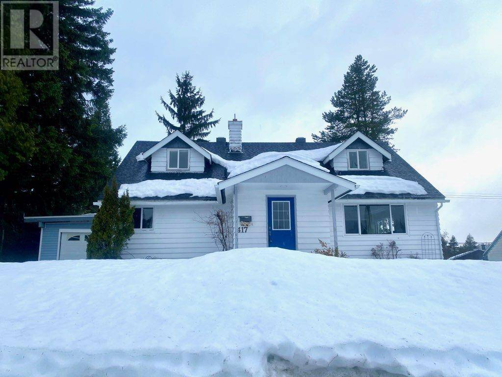 House for sale at 1417 Cormorant Ave Kitimat British Columbia - MLS: R2438954
