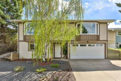 House for sale at 1417 Hunterbrook Rd Northwest Calgary Alberta - MLS: C4297761