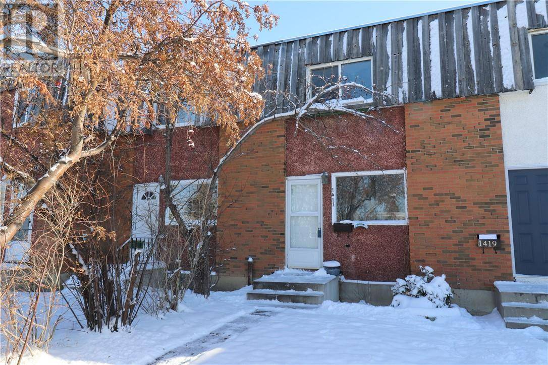 Townhouse for sale at 1417 Lakemount Blvd S Lethbridge Alberta - MLS: ld0183318
