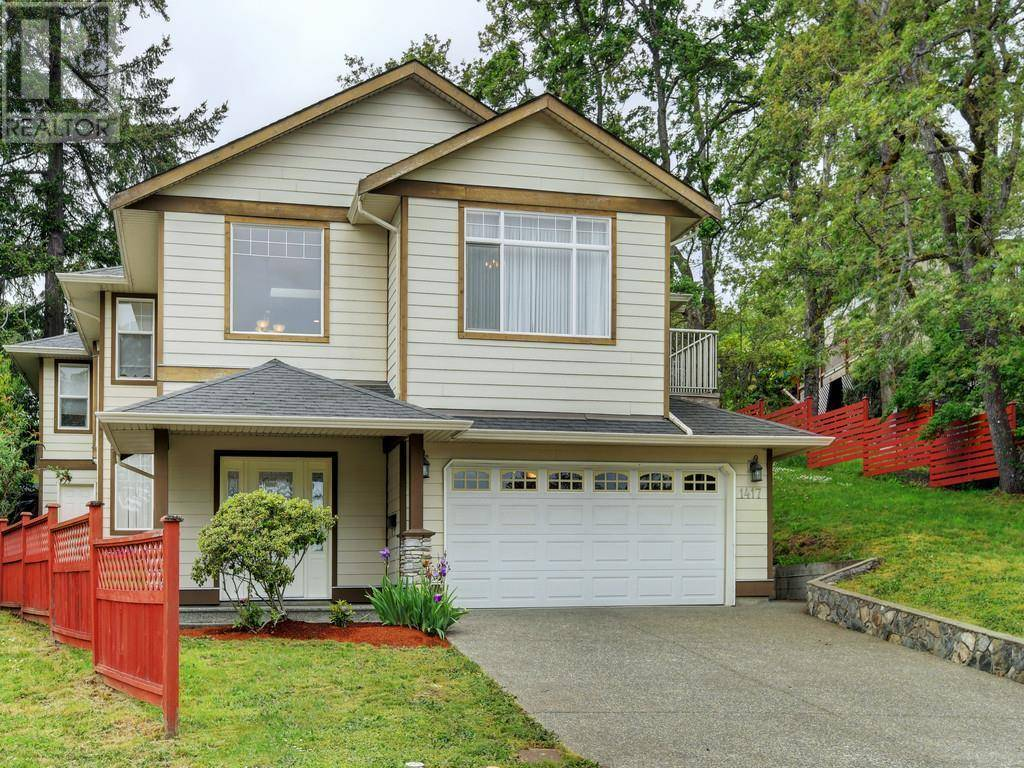 House for sale at 1417 Nev Pl Victoria British Columbia - MLS: 414098