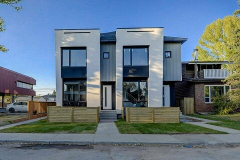 Townhouse for sale at 1418 19 Ave NW Calgary Alberta - MLS: A1057731