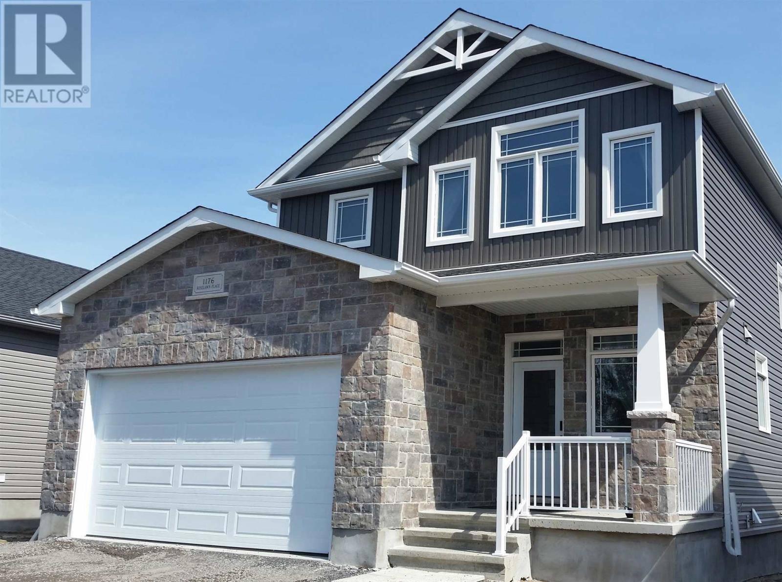 House for sale at 16 Remington (lot 16) Ave Unit 1418 Kingston Ontario - MLS: K20001411