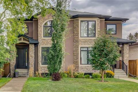 Townhouse for sale at 1418 18 Ave Northwest Calgary Alberta - MLS: C4254662