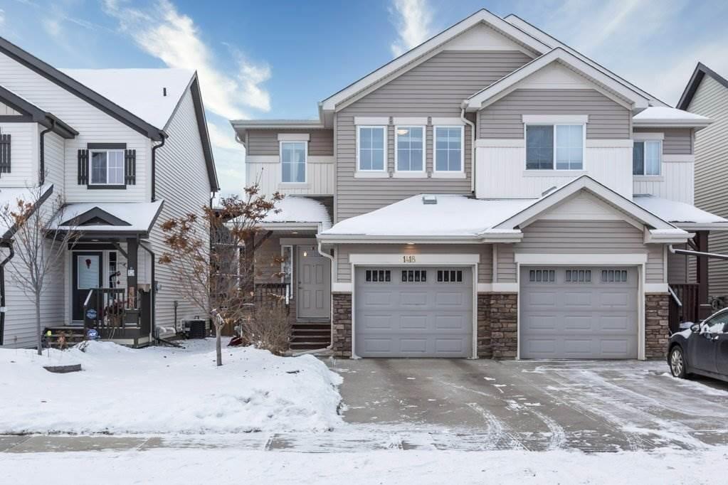 Townhouse for sale at 1418 60 St SW Edmonton Alberta - MLS: E4223230