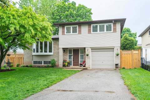 House for sale at 1418 Aspen Ct Burlington Ontario - MLS: W4774443
