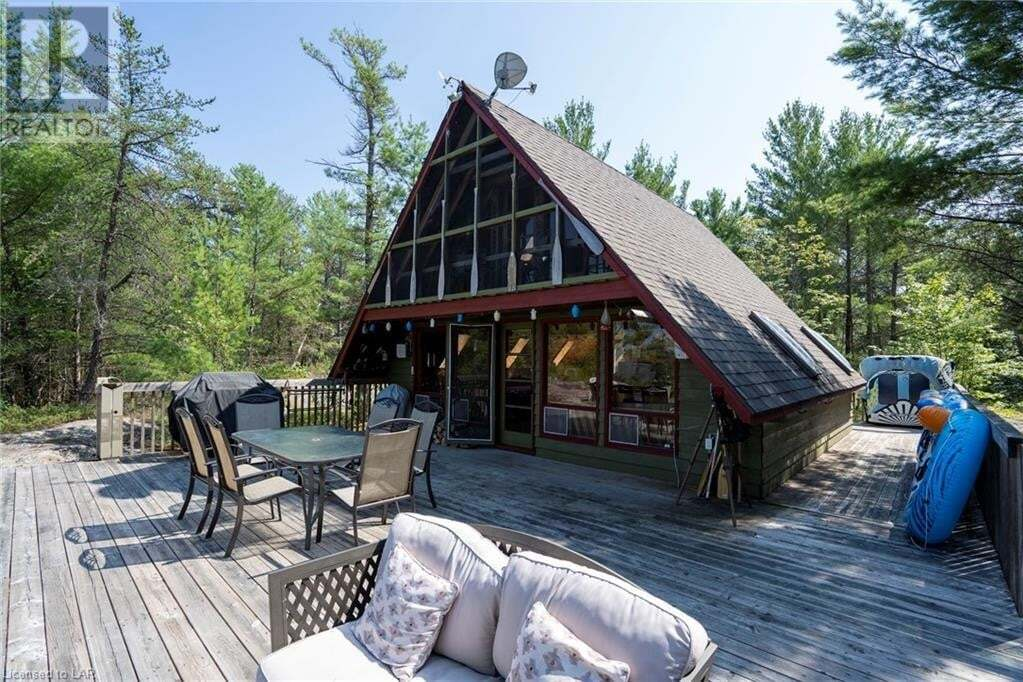 House for sale at 1418 Georgian Bay Water Access  Archipelago North Ontario - MLS: 279795