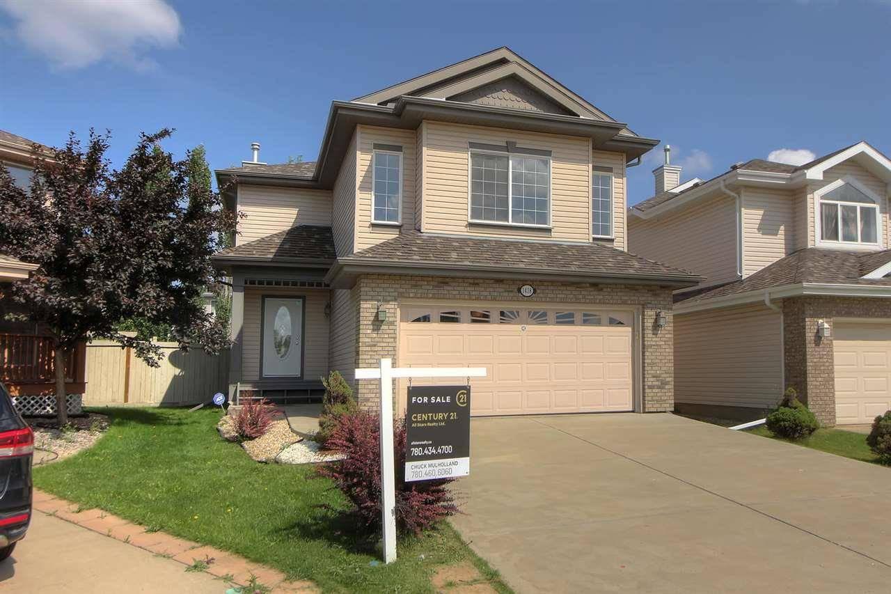 House for sale at 1418 Latta Ct Nw Edmonton Alberta - MLS: E4169108