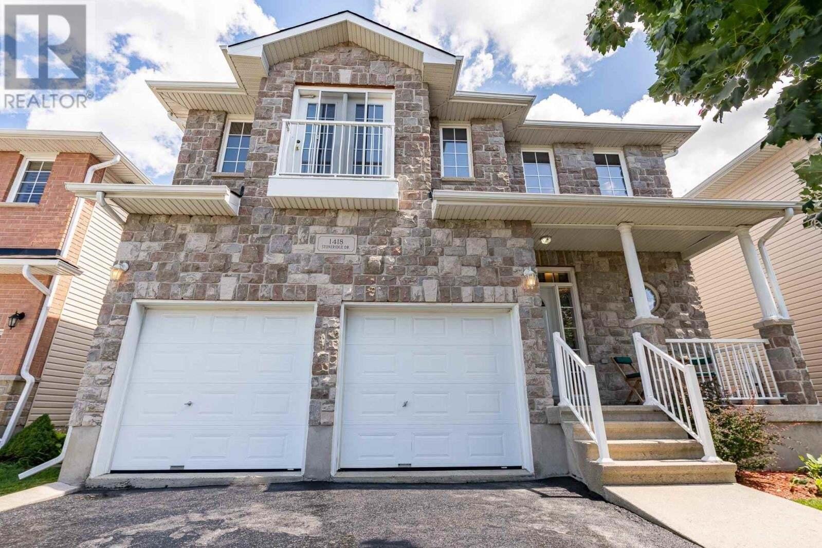 House for sale at 1418 Stoneridge Dr Kingston Ontario - MLS: K20004485