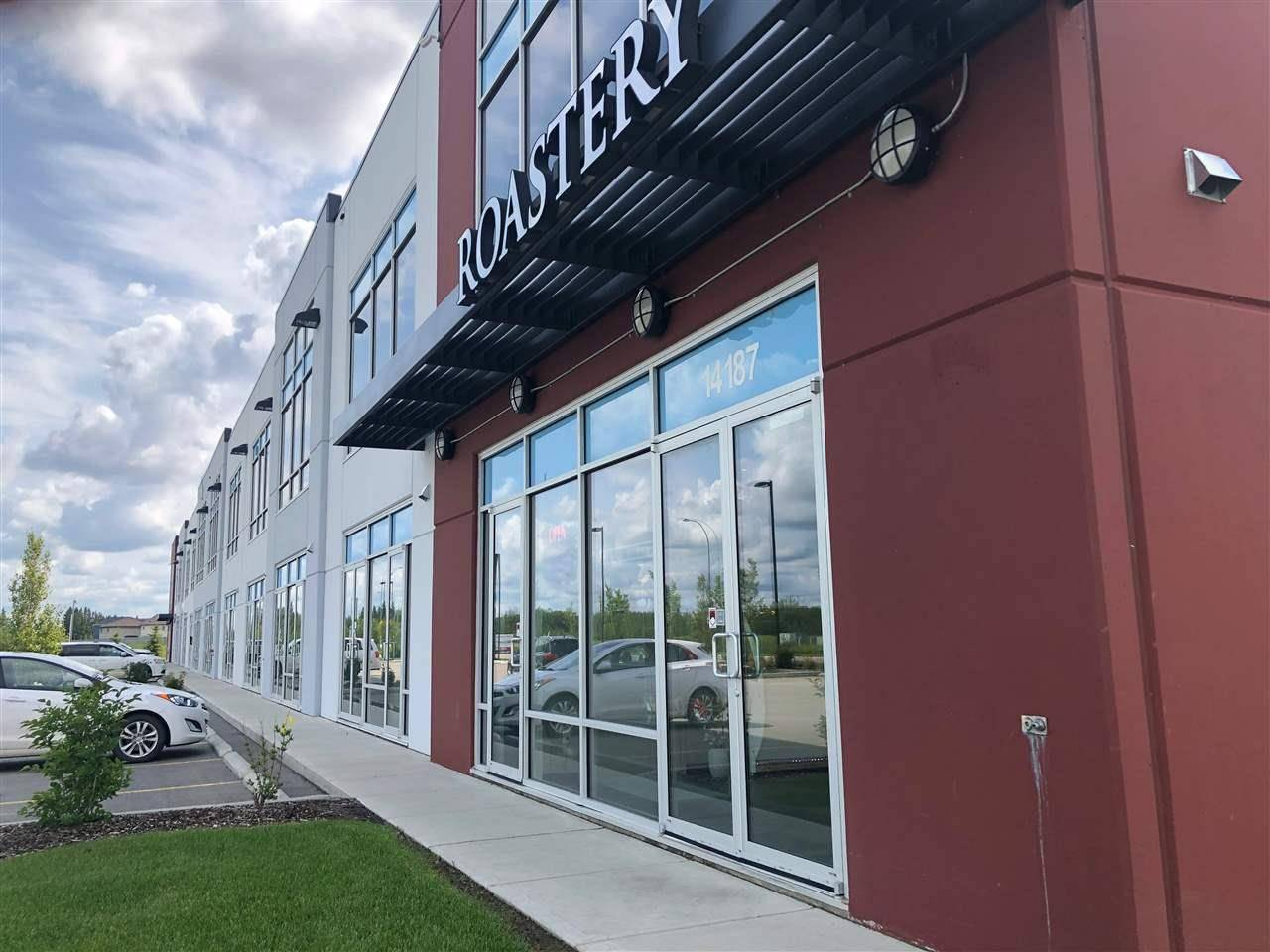Commercial property for lease at 14183 162 Ave Nw Apartment 3a Edmonton Alberta - MLS: E4164278