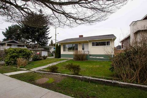 House for sale at 1419 30th Ave E Vancouver British Columbia - MLS: R2353303