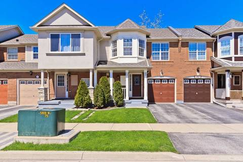 Townhouse for sale at 1419 Mcdermott Wy Milton Ontario - MLS: W4444415