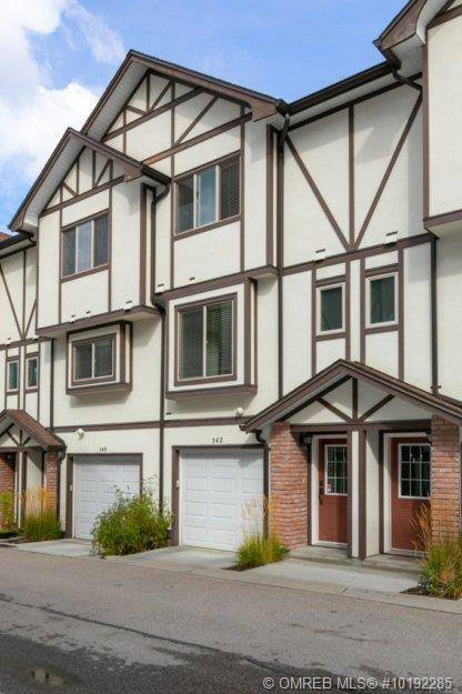 Townhouse for sale at 1651 Lynrick Rd Unit 142 Kelowna British Columbia - MLS: 10192285