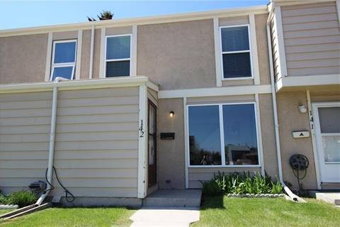 Townhouse for sale at 2319 56 St Northeast Unit 142 Calgary Alberta - MLS: C4247924