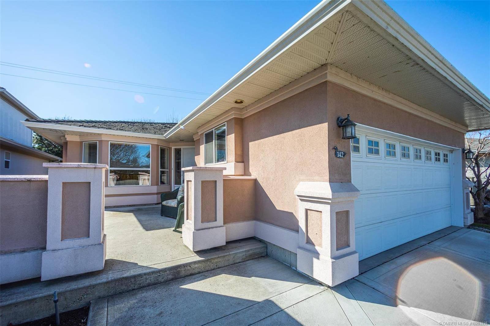 Townhouse for sale at 3788 Bird Pl Unit 142 Kelowna British Columbia - MLS: 10201938