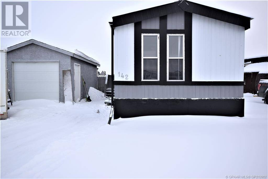 Residential property for sale at 9824 104 Ave Unit 142 Clairmont Alberta - MLS: GP213902