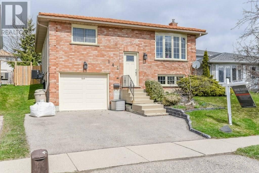 House for sale at 142 Bankside Dr Kitchener Ontario - MLS: 30797276