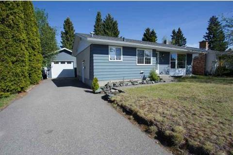 House for sale at 142 Brigade Dr Prince George British Columbia - MLS: R2369291