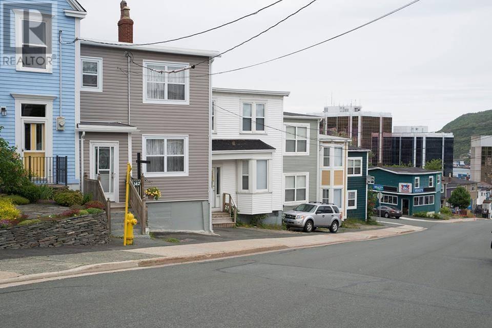 House for sale at 142 Casey St St. John's Newfoundland - MLS: 1195448