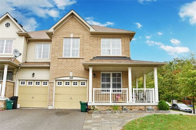 For Sale: 142 Cathedral Drive, Whitby, ON | 3 Bed, 3 Bath Townhouse for $598,000. See 20 photos!