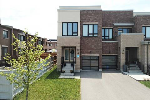 Townhouse for sale at 142 Dariole Dr Richmond Hill Ontario - MLS: N4566250