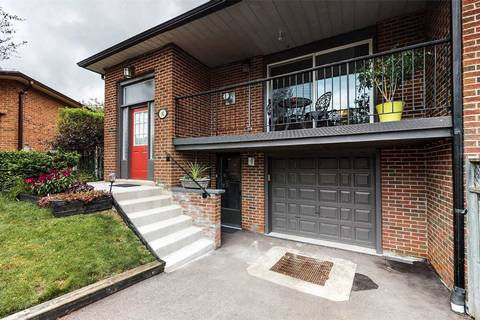 Townhouse for sale at 142 Glen Springs Dr Toronto Ontario - MLS: E4565798