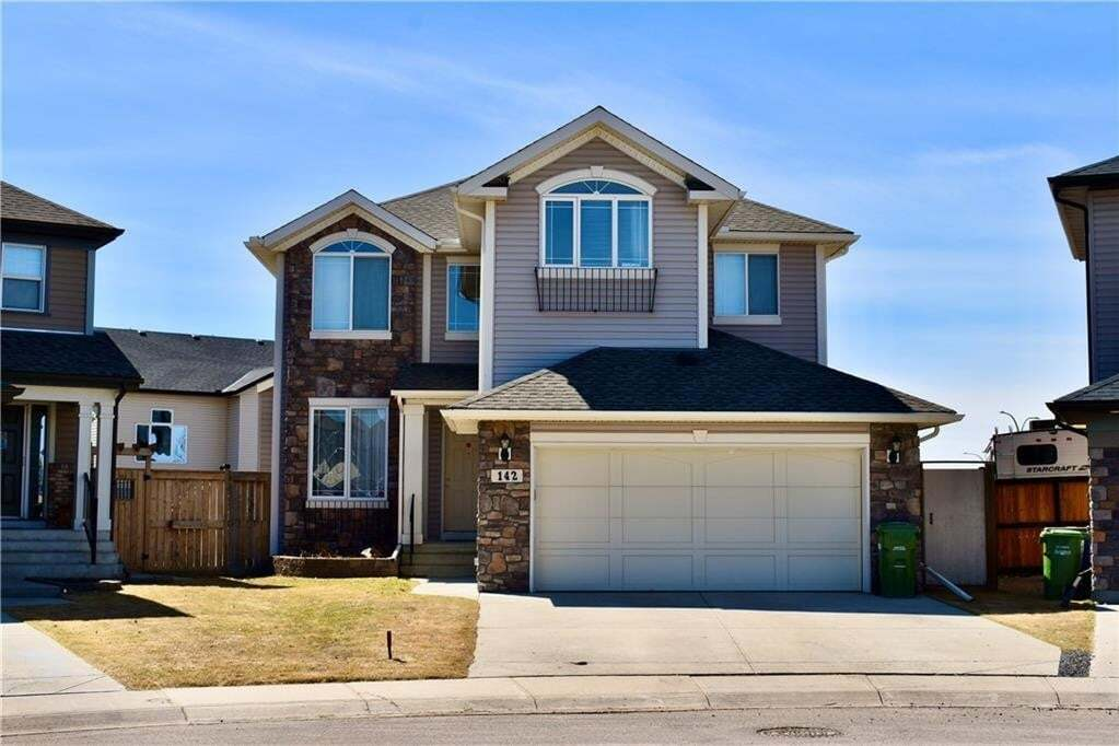 House for sale at 142 Kingsland Ht SE Kings Heights, Airdrie Alberta - MLS: C4288295