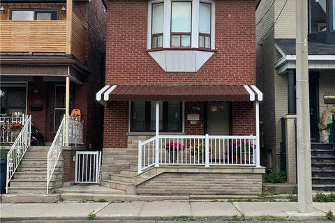 House for sale at 142 Lappin Ave Toronto Ontario - MLS: W4519893