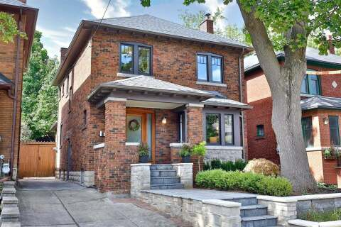 House for sale at 142 Lascelles Blvd Toronto Ontario - MLS: C4921491
