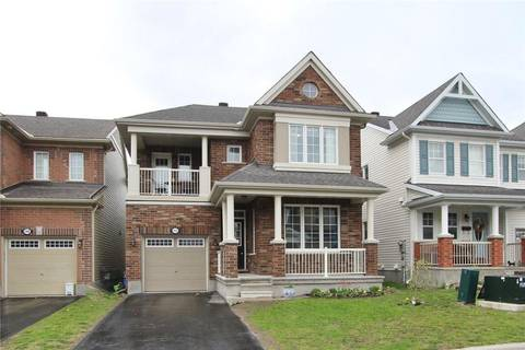 House for sale at 142 Lily Pond St Ottawa Ontario - MLS: 1152119