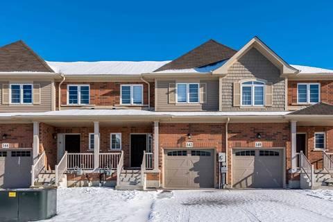 Townhouse for sale at 142 Lormont Blvd Hamilton Ontario - MLS: X4672002