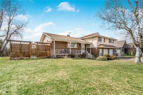 House for sale at 142 Rexway Dr Halton Hills Ontario - MLS: W4722379