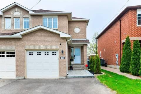 Townhouse for sale at 142 Saddletree Tr Brampton Ontario - MLS: W4459915