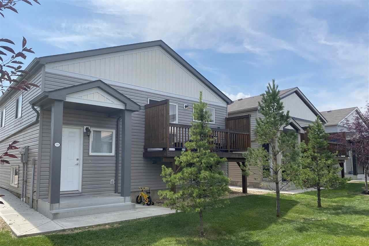 Townhouse for sale at 142 Selkirk Pl Leduc Alberta - MLS: E4209186