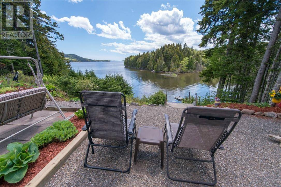 House for sale at 142 Spur #1 Rd Bocabec New Brunswick - MLS: NB025771