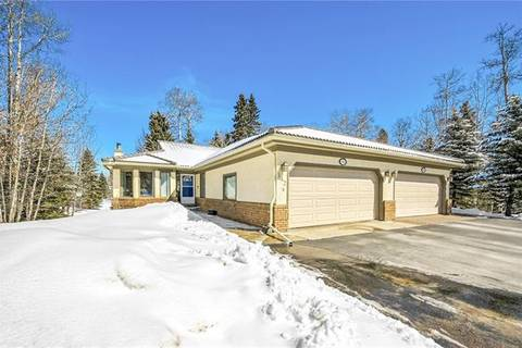 Townhouse for sale at 142 Sunset Wy Priddis Greens Alberta - MLS: C4293790