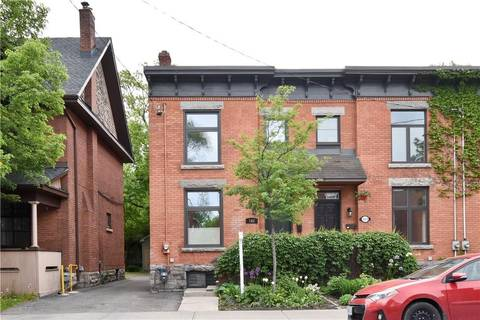 Townhouse for sale at 142 Third Ave Ottawa Ontario - MLS: 1156224