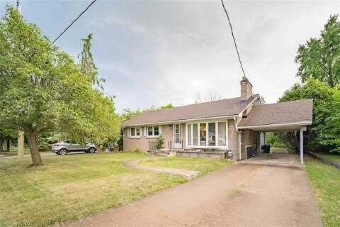 House for sale at 142 Village Rd St. Catharines Ontario - MLS: X4871592