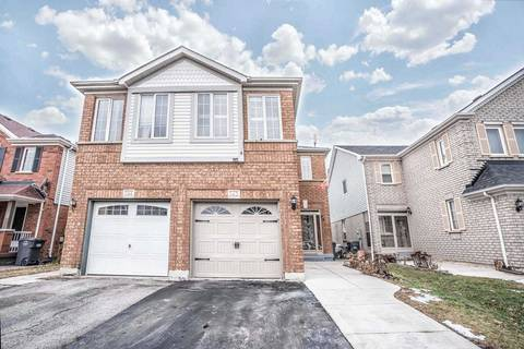 Townhouse for sale at 142 Willow Park Dr Brampton Ontario - MLS: W4669944