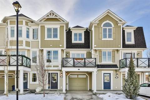 Townhouse for sale at 142 Windstone Pk Southwest Airdrie Alberta - MLS: C4234035