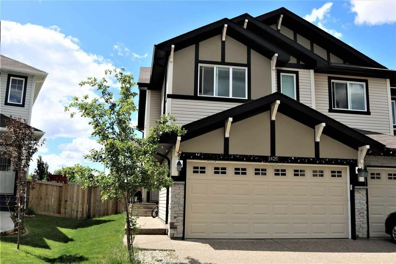 Townhouse for sale at 1420 33b St NW Edmonton Alberta - MLS: E4202027