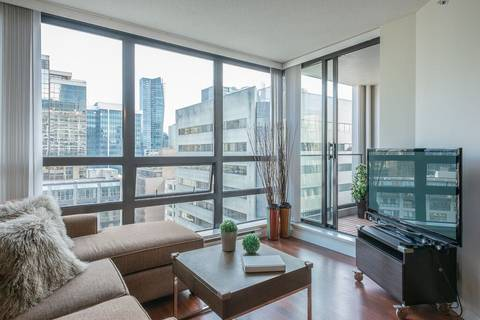 Condo for sale at 938 Smithe St Unit 1420 Vancouver British Columbia - MLS: R2370407
