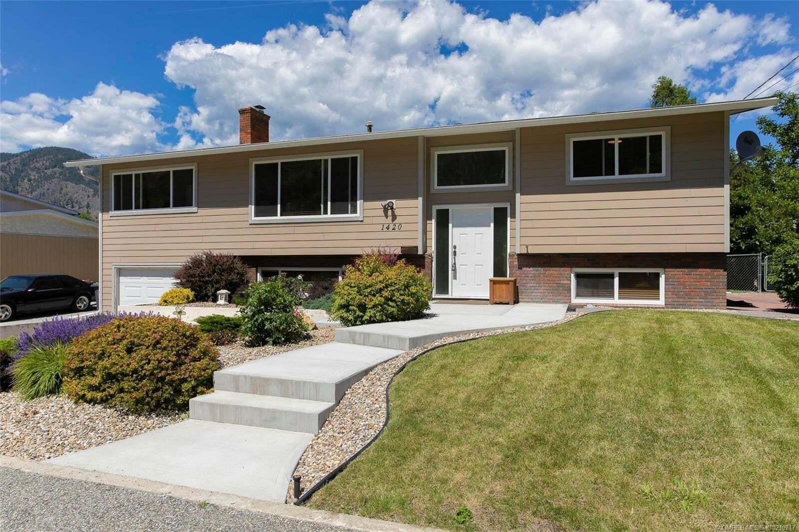 House for sale at 1420 Brentwood Rd West Kelowna British Columbia - MLS: 10210717