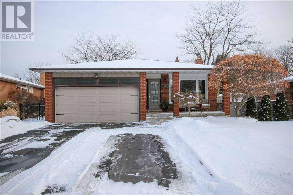 House for sale at 1420 Harmsworth Sq Oakville Ontario - MLS: 30789788